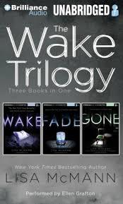 wake lisa mcmann narrator ellen grafton wake trilogy the