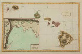 「1778 James Cook first landed hawaii」の画像検索結果