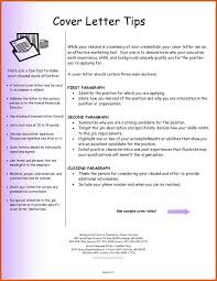 Resume Cover Letter Closing Template. Good Way To End A Cover