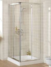 SALE Shower Enclosures with Tray Cubicles Doors QSSuppliescouk
