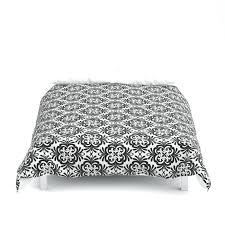 enchanting black and white damask duvet cover grey and white damask bedding black full texture stripe
