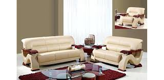 sofa loveseat and chair angela set by container leather modern living room global furniture