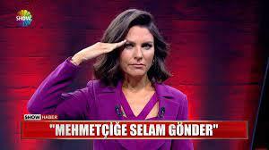 "Ece Üner on Twitter: ""#MehmetciğeSelamGonder… """
