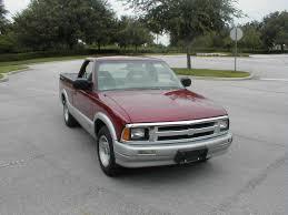 Ken Watkinn's Chevy S10