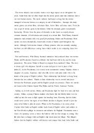 english written assignment compare contrast essay 2 the movie