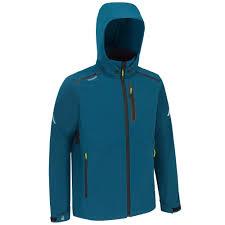 Men's <b>Sailing</b> windproof <b>Softshell jacket</b> 900 - Petrol Tribord ...
