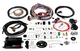 holley efi 550 605 hp efi ecu harness kits holley performance 550 605 hp efi ecu harness kits image