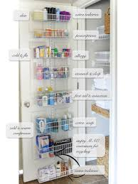 meds in a cabinet and in plastic lidded bins they didn t work for me i need everything spread not stacked and layered in order to stick to a system