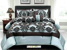 teal and black bedding sets brown comforter sets bed black white and gold bedding chocolate brown teal and black bedding