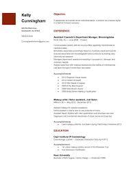 Standard Resume Standard Resume Cv Template Examples Gallery Of Hotelwareco 10