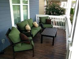 small porch furniture awesome small outdoor furniture ideas