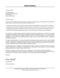 Example Of Resume Cover Letters Extraordinary Sample Manager Cover Letters Letter Executive Samples Resume And