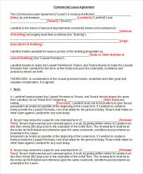 lease contract template lease contract form 7 free word pdf documents download free