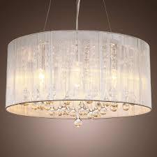 ceiling lights mason jar chandelier linen drum shade pendant drum shade crystal pendant chandelier crystal