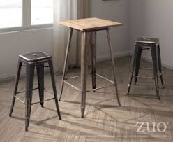 distressed industrial furniture. distressed industrial bar stool solid steel set of 2 furniture