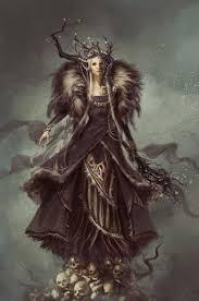 хель богиня смерти и королева хельхейма в скандинавской мифологии