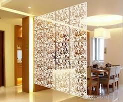 40cmx40cm biombo curtain wall panels hanging screen mobile living room entrance minimalist fashion chinese folding screen hanging screen curtain wall panels