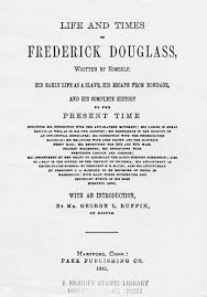 frederick douglass life and times of frederick illustration