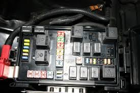 picture of front fuse box with lid opened chrysler 300c forum Chrysler 300c Fuse Box here's a pic i just took of the whole fpdc chrysler 300 fuse box