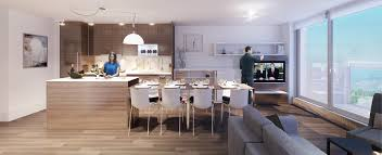 Kitchen Dinner The Same Modest Kitchen Diner Can Then Expand Vastly To