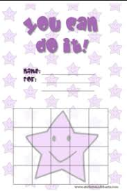 Printable Star Charts Cute Star Charts Free Printable Reward Charts For Kids And
