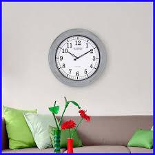 no tax la crosse 18 indoor outdoor atomic og wall clock
