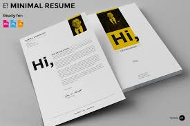 Free Indesign Template Resume 24 Pages Minimal Resume CV Resume Templates Creative Market 24