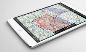 Ipad Vfr Charts New Topographic Charts Are Available For Apps Rocketroute