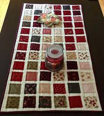 Table Runner Patterns Gorgeous 48 FREE Table Runner Quilt Patterns You'll Love