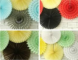 crepe paper decor diy birthday pastel hanging tissue paper fans diy backdrop on diy fl monogram