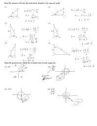 Mrs halls blog tues finish up trig worksheet grade and turn in click here for pg1 mechanical electrical