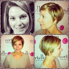 Hair Style Before And After pixie cut before and after cortello the before & afters 4555 by wearticles.com