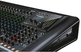 yamaha mixer. yamaha 32-input hybrid digital/analog mixer with usb rec/play and effects mgp32x e