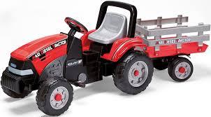 <b>Детский</b> педальный трактор <b>Peg</b>-<b>Perego</b> Maxi <b>Diesel</b> Tractor ...