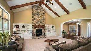 faux rock fireplace ideas whitewash stone stacked veneer pictures makeover fireplaces best stacke