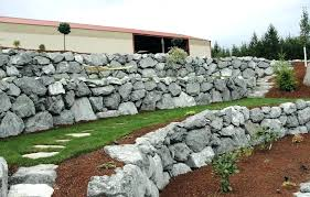 rock retaining walls natural rock retaining wall ideas excellent idea on landscaping rocks interior design jobs rock retaining walls