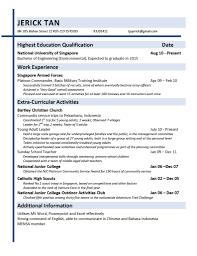Resume Draft New Resume Draft Resume Templates Intended For Simple Resume Draft 8