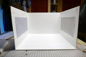 Foldable Light Box Diy Diy Lightbox For Expert Photos That Wow Step By Step