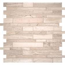 Interlocking Kitchen Floor Tiles Ms International White Quarry Interlocking 12 In X 12 In X 10 Mm