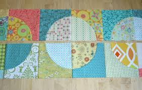 Circle Quilt Patterns Magnificent Crazy Mom Quilts Running In Circles Tutorial