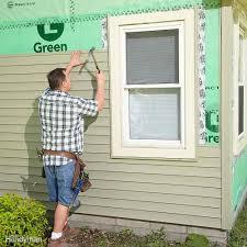 install longer panels first