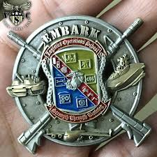 Usmc Mos 0431 Embarkation Specialist Challenge Coin