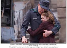 star apps the book thief cast the blog cnet com chatted director brian percival and his actors academy award winner geoffrey rush and newcomer sophie natildecopylisse about bringing the book