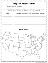 hispanic heritage month project essay map and timeline tpt hispanic heritage month project essay map and timeline