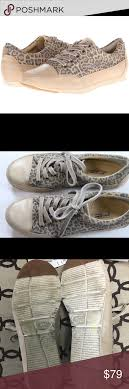 Paul Green Shoe Size Chart Paul Green Leopard Sneakers Great Condition Slight Wear On