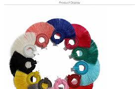 CWEEL <b>Vintage Tassel Earrings Bohemian</b> Long Drop Earring for ...