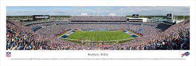 Buffalo Bills Seating Chart New Era Field Buffalo Bills Football Stadium Stadiums Of