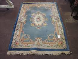 fl patterned chinese rug