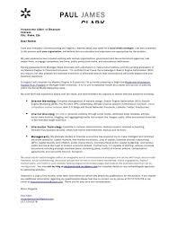 Cover Letter Executive Director Non Profit Organization   Create