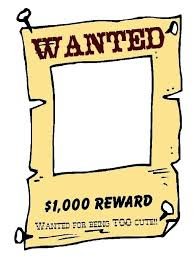 Book Report Poster Template Wanted Poster Template Printable Wsopfreechips Co